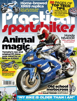 Practical Sportsbikes June 2015