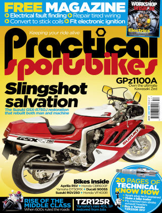 Practical Sportsbikes July 2015