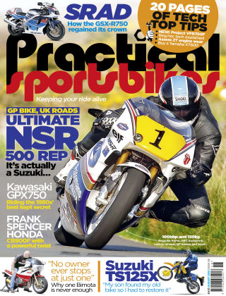 Practical Sportsbikes August 2015