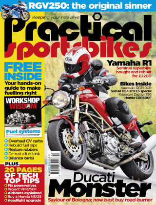 Practical Sportsbikes September 2015
