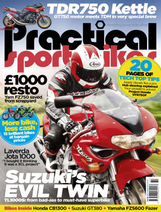 Practical Sportsbikes October 2015