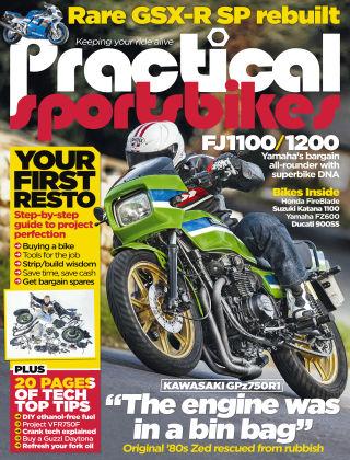 Practical Sportsbikes December 2015