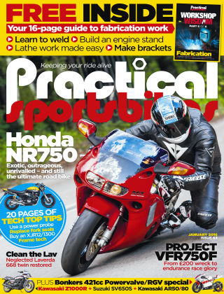Practical Sportsbikes January 2016