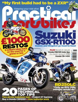 Practical Sportsbikes February 2016