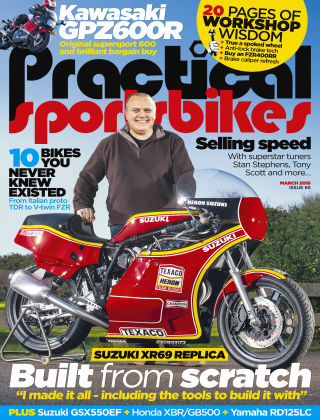 Practical Sportsbikes March 2016