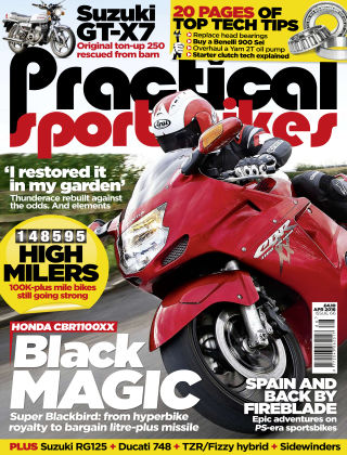 Practical Sportsbikes April 2016