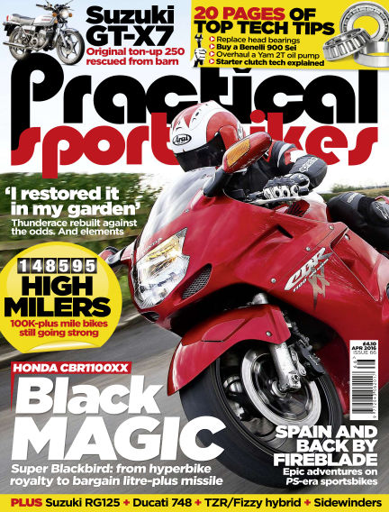 Practical Sportsbikes March 16, 2016 00:00