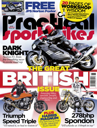 Practical Sportsbikes June 2016