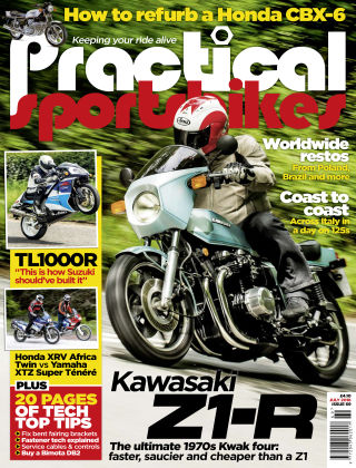 Practical Sportsbikes July 2016