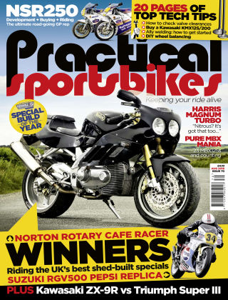 Practical Sportsbikes August 2016