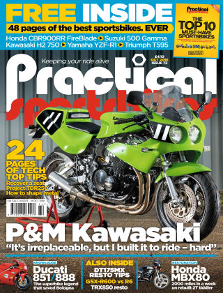 Practical Sportsbikes October 2016