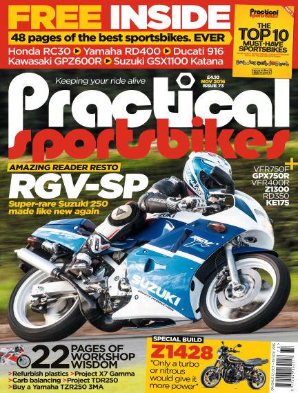 Practical Sportsbikes October 12, 2016 00:00