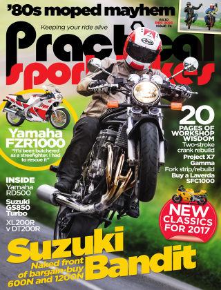 Practical Sportsbikes December 2016