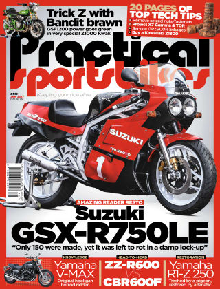 Practical Sportsbikes January 2017