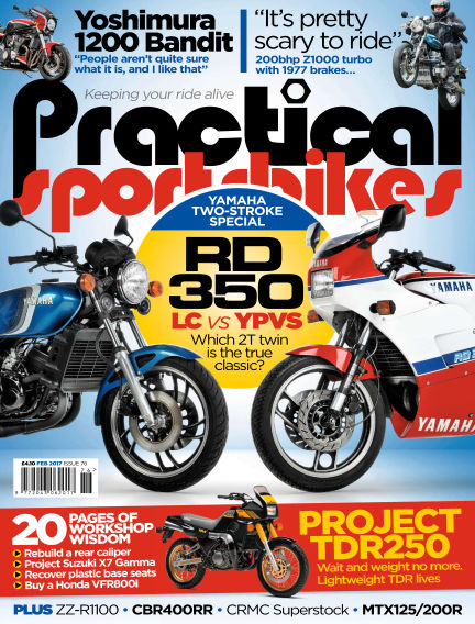 Practical Sportsbikes January 11, 2017 00:00