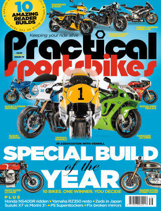 Practical Sportsbikes May 2017