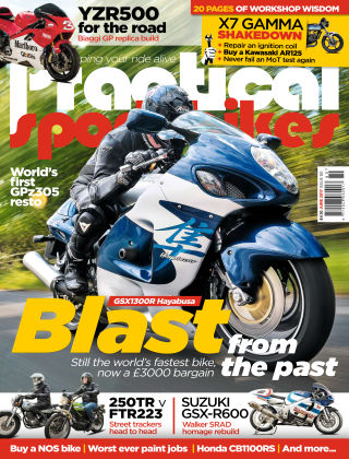 Practical Sportsbikes Jun 2017