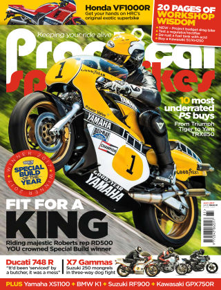 Practical Sportsbikes Jul 2017