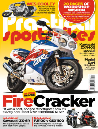 Practical Sportsbikes Aug 2017