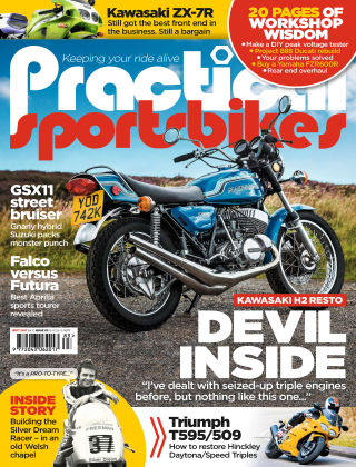 Practical Sportsbikes Sep 2017