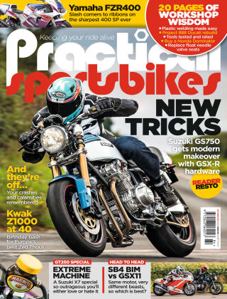 Practical Sportsbikes Oct 2017