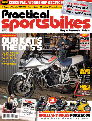 Practical Sportsbikes Nov 2017