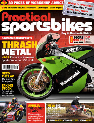 Practical Sportsbikes Dec 2017