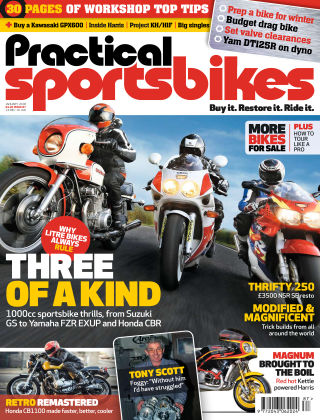 Practical Sportsbikes Jan 2018