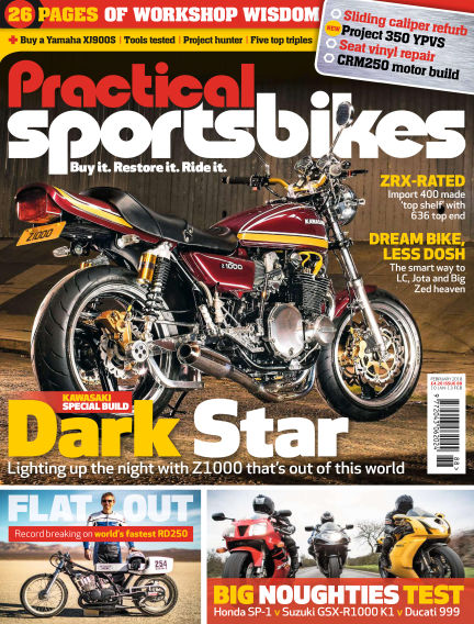 Practical Sportsbikes January 10, 2018 00:00