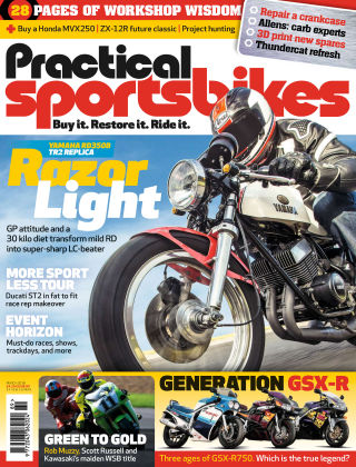 Practical Sportsbikes Mar 2018