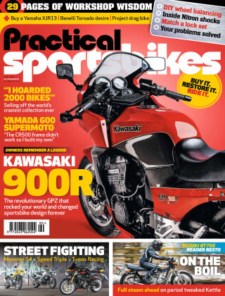 Practical Sportsbikes Apr 2018