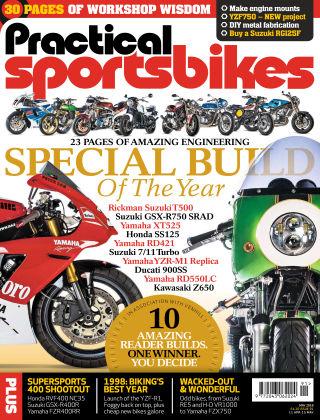Practical Sportsbikes May 2018