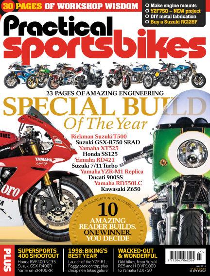 Practical Sportsbikes April 11, 2018 00:00