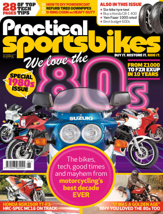 Practical Sportsbikes Sep 2018