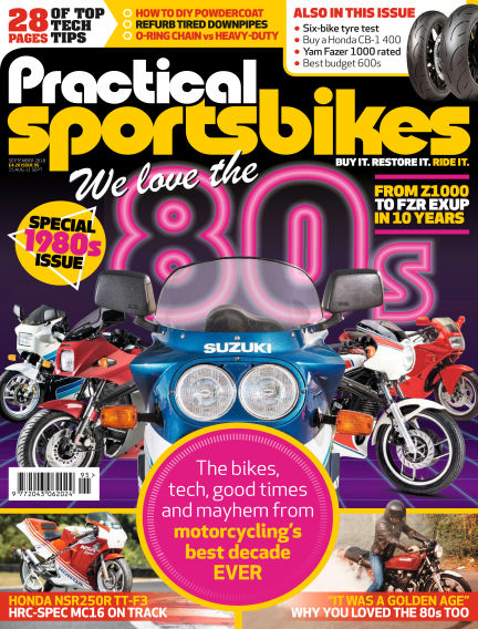 Practical Sportsbikes August 15, 2018 00:00