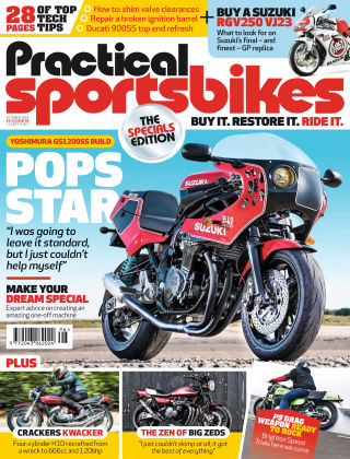 Practical Sportsbikes Oct 2018