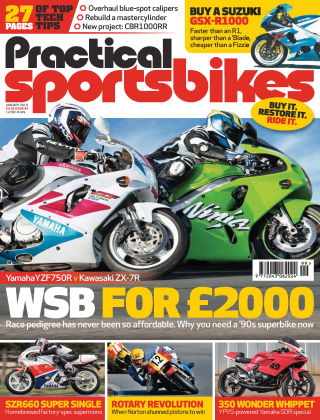 Practical Sportsbikes Jan 2019