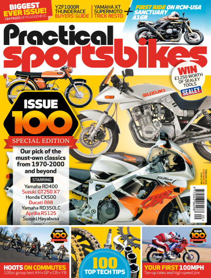 Practical Sportsbikes January 09, 2019 00:00