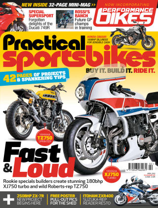 Practical Sportsbikes Apr 2019