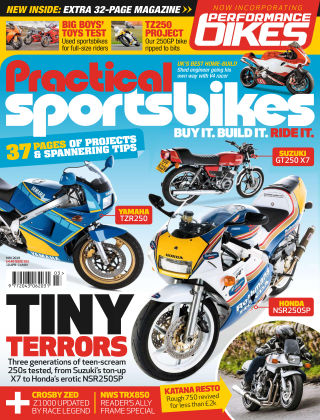 Practical Sportsbikes May 2019