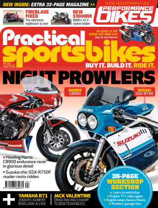 Practical Sportsbikes Jun 2019