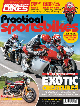 Practical Sportsbikes Jul 2019
