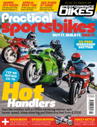 Practical Sportsbikes Oct 2019