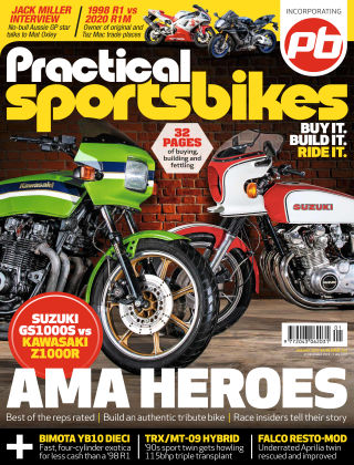 Practical Sportsbikes Jan 2020