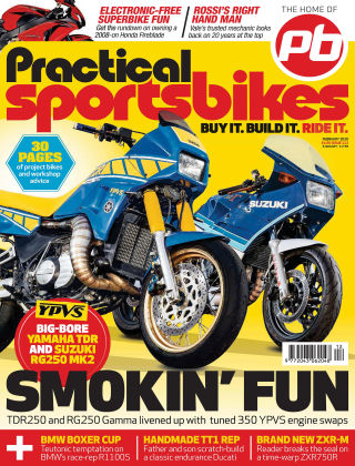 Practical Sportsbikes Feb 2020