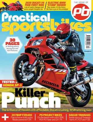 Practical Sportsbikes Mar 2020