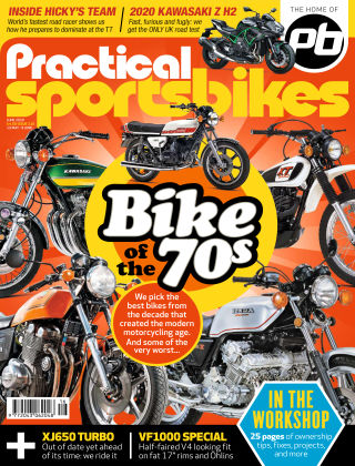 Practical Sportsbikes Jun 2020