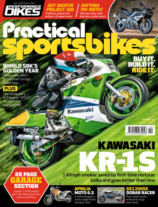 Practical Sportsbikes September 2020