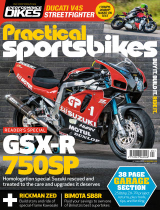 Practical Sportsbikes October 2020