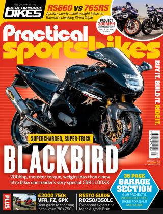 Practical Sportsbikes February 2021